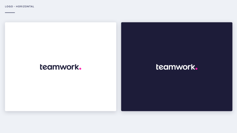 Teamwork logo article