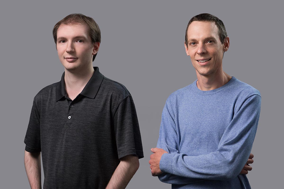 Two New Faces Join Web Development Team