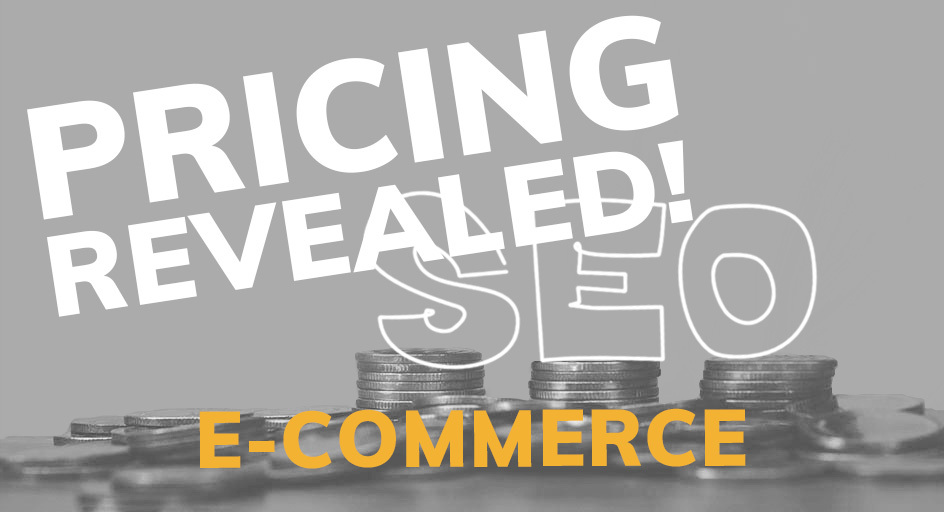 SEO Prices for E-commerce Websites
