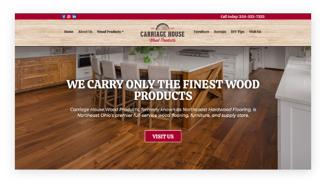 Carriage House Wood Products