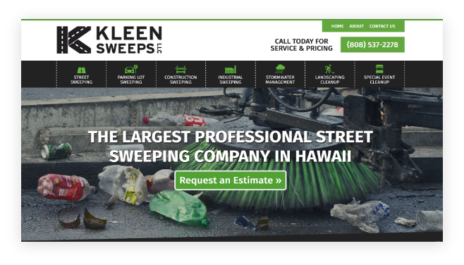 Kleen Sweeps